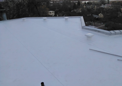 Commercial flat roofing contractors Portland OR