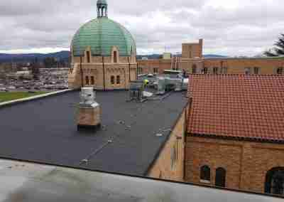 commercial roofing Portland Oregon