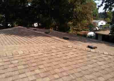 Roofers in Portland shingles
